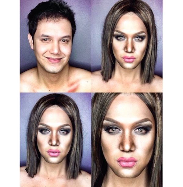 PHOTOS: Make-Up Artist Transforms Himself Into Dozens Of